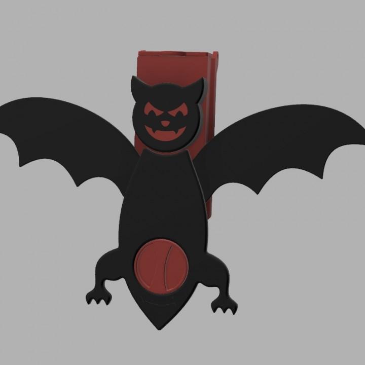 Pooping Bat Candy Dispenser