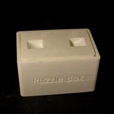 Nail Puzzle Box - 3D Print