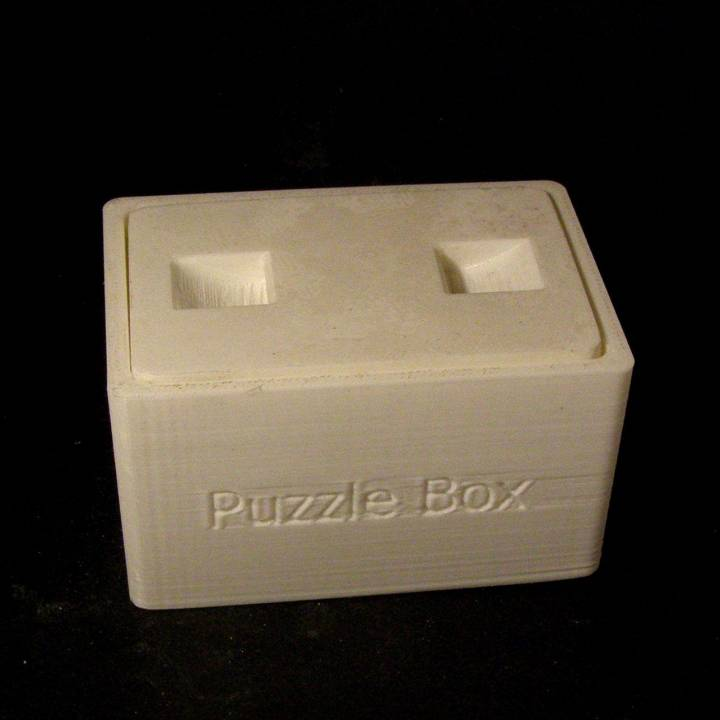 download nail puzzle box 3d print von mark ingle