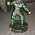 The Hulk print image