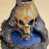 Skull Island print image