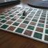 (Modular) Square-Tiled Tabletop Board image