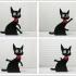 Black cat Kiki (Kiki's Delivery Service) image