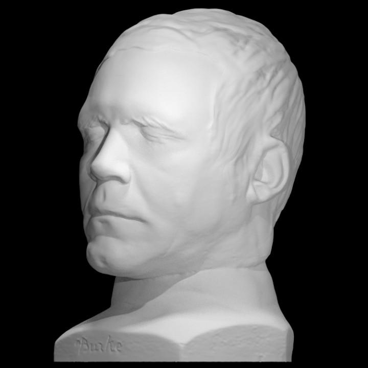 Death Mask of William Burke