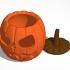 Scary Pumpkin image
