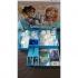 Santorini boardgame insert box image
