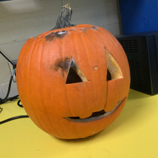 Picture of print of Candy Pumpkin