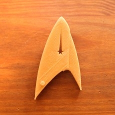 Star Trek: Discovery Magnetic Badge Set