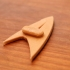 Star Trek: Discovery Magnetic Badge Set image