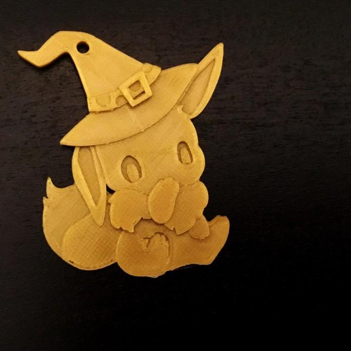 Eevee Halloween Special