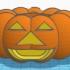 Pumpkin candle holder for TinkerCAD design contest image