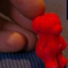 3D Food Designs for Rotruder