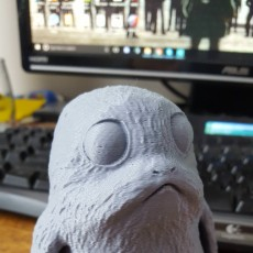 Picture of print of Porg - Star Wars The Last Jedi 这个打印已上传 Rob Chiuchiarelli