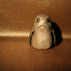 Picture of print of Porg - Star Wars The Last Jedi