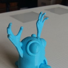Picture of print of Fulffys #TrickOrTreat3D