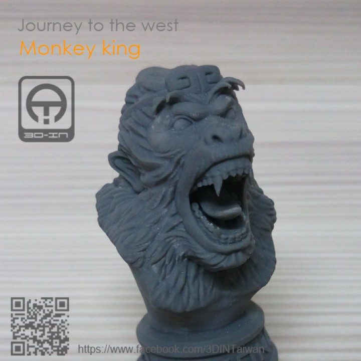 Journey to the West - Monkey king
