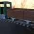 5 Plank Open Wagon for 16mm Scale Garden Railway image