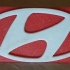 Towbar badge (Hyundai Logo) image