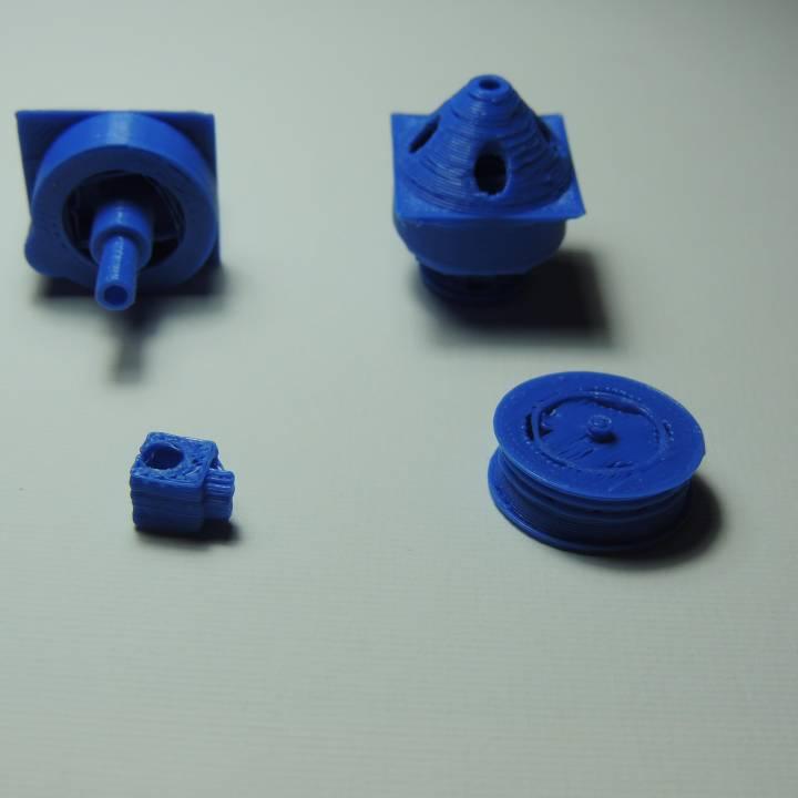 Paper Pulp Printer Extruder