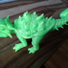 Picture of print of Ankylosaur