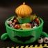 Misty Halloween Cauldron image
