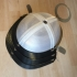Samurai Helmet Wearable with Sound Activated Lights image