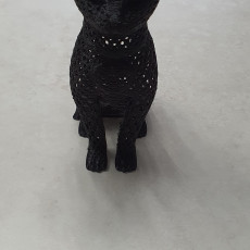 Picture of print of Cat design Voronoi This print has been uploaded by Jaroslav Krestes
