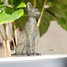 Picture of print of Cat design Voronoi