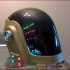 Daft Punk Guy Manuel Helmet (wearable) image