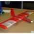 Speedy Red Midi Wing image