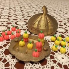 Tic Tac Pumpkin Game