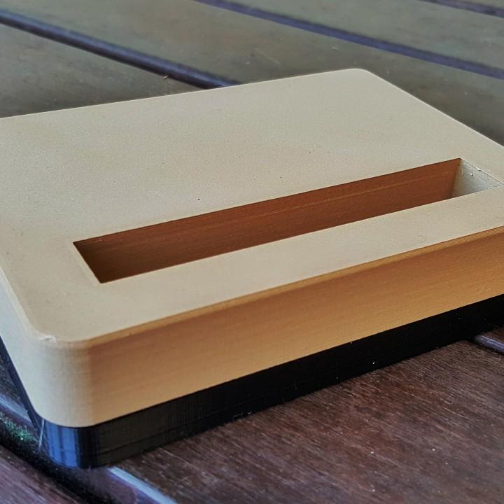 NES cartridge holder raspberry pi 3 case.