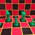 candy&witches Halloween chess image