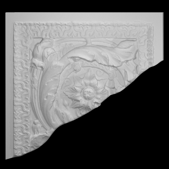 Lower Part of a Pilaster