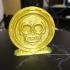 Aztec Coin Token print image