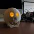 Illuminated Skull - Design Challenge image