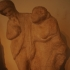 Unfinished group of a Satyr and Maenad image