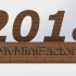 MyMiniFactory 2018 decoration image