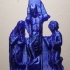 Crucifixion print image