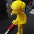 Mr. Burns 3D print image
