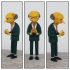 Mr. Burns 3D image