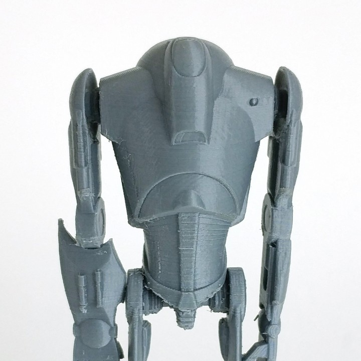Fully Articulated B2 Super Battle Droid Figure