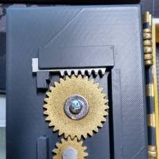 Picture of print of Secret Lock Book
