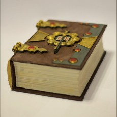 Secret Lock Book