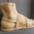 A Giant Marble Foot image