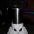 Skull Holder print image