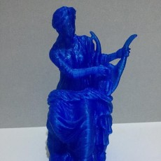 Picture of print of Terpsichore