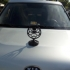 Hydra Hood Ornament (With Magnetic Base) image