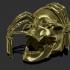 Melting Gold Skull Sculpt from Black Sail Season 4 image