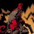 Hellboy COMIC sidearm image